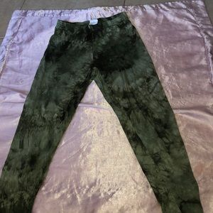 Pants - Tie dye leggings